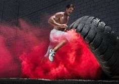 Sports Photography Campaign 2016 - Grids And Layers