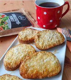 Gluténmentes ropogós kenyér Szafi Free lisztekből és sütőben sült bundás kenyér (a kenyér: tejmentes, tojásmentes, szójamentes, vegán) – Éhezésmentes karcsúság Szafival French Toast, Breakfast, Free, Morning Coffee