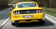 Ford Mustang Is The World's Best Selling Sports Car With 150,000 Units Sold Globally #Ford #Ford_Mustang
