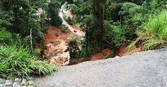 Defesa Civil percorre locais atingidos pela chuva em Teresópolis, no RJ
