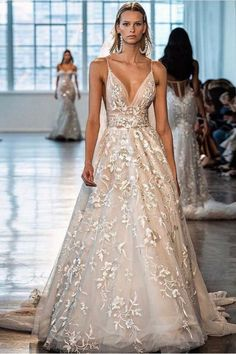 Now that's a wrap! #BERTA bridal ♥ Berta Bridal, Bridal Gowns, Formal Dresses, Different Seasons, Red Carpet Fashion, Nyc, Couture, Wedding, Vestidos