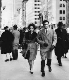 Elizabeth Taylor and Lawrence Harvey | BUtterfield 8