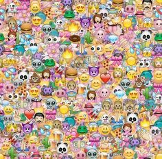 "Featuring the ""EMOJI HAPPY PATTERN"" print created and styled by M. ""Emoji happy pattern' is inspired by the Kawaii culture. It's fun, cheerful and just like emoticons, it is there to help one express"". Emoji Wallpaper, Cool Wallpaper, Pattern Wallpaper, Wallpaper Backgrounds, Queens Wallpaper, Smile Wallpaper, Emoji Mignon, Le Emoji, Emoji Room"
