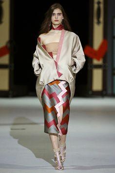 The Coat by Katya Silchenko Ukraine Fall 2016 Fashion Show