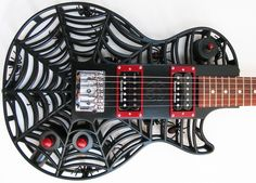 ODD Guitars: These Awesome Guitars Were Made With A 3D Printer