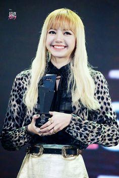 Lisa at Asia Artist Awards