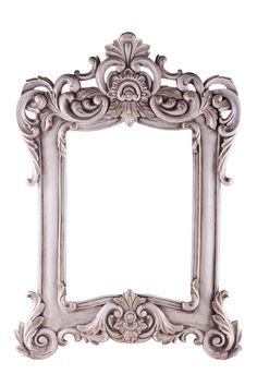 Large Antique Looking Wooden Mirror, im in love