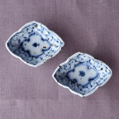 2 Mamezara Bean Dishes 12001404 and 12001405 sold by Bluemics, $52.00