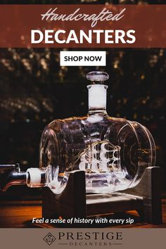We believe in unique, one-of-a-kind barware that help tell your story. We believe in high quality products that stand the test of time. We believe in what you believe and that is why here at PrestigeHaus, you'll find yourself in a world of bar accessories with a wide collection of 100+ products. Click to shop now!
