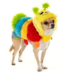 Thrills & Chills™ Pet Halloween Caterpillar Pet Costume | Costumes | PetSmart