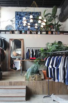 Tried & Tested: The Kinfolk Store Brooklyn