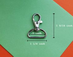 Wholesale 30 pcs lot clasps inside width 25 mm silvery for Jared jewelry the loop