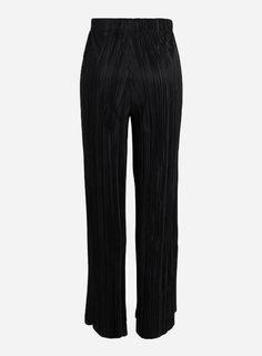 Halle plisse bukser