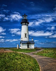 Yaquina Head Lighthouse  Oregon. I want to go see this place one day.Please check out my website thanks. www.photopix.co.nz