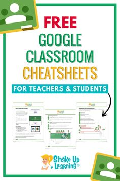 Right now, teachers are seeking lots of extra resources to help with home learning during this unexpected school closure Google Classroom, Teacher Tools, Teacher Resources, Learning Resources, Cheat Sheets, People Reading, Teaching Technology, Teaching Social Skills, Technology Humor