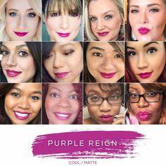Lipsense Purple Reign