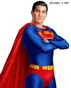 DEAN CAIN AS SUPERMAN by supersebas on DeviantArt