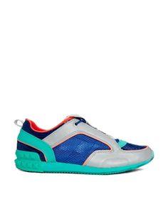 Imagen 1 de Zapatillas de deporte de malla calada Jeri de DKNY ACTIVE