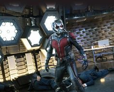 From the Ant-Man image and art archives