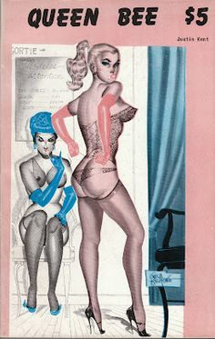 Vintage Sleaze Paperbacks SEIZED in the 1950s. The Most Scarce Smut © Jim Linderman