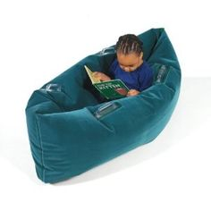 "Most children can get in the pod"" themselves, applying deep, even pressure to many sensitive areas of the body."