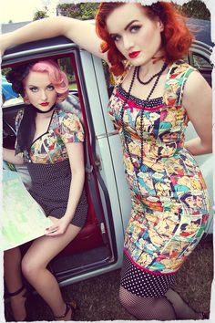 Kiss Me Darling Wiggle Dress