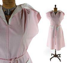 Vintage 50er Jahre Kleid / / 1950er Jahre Kleid / von SwellFarewell