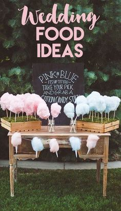 Epic Wedding Food Ideas For The Couple That Just Wants To Have Fun