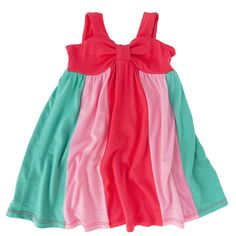 Ella Moss Infant Girl Skylar Color Block Dress #VonMaur