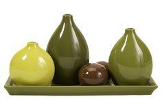 Benevuto Stationary Vase Collection