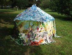 felted play Yurt!!! oh ya im on it!!!