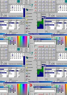 computer text graphics wallpaper colour world ugly 90s color 2000s collage font throwback oldschool map m.i.a. digital collage windows98 windows 98 win 98 win98