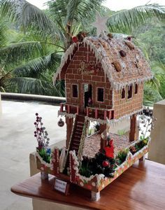 All sizes | A Gingerbread House in Bali | Flickr - Photo Sharing!
