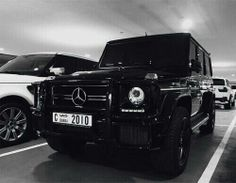 Mercedes G Wagon Black Cars