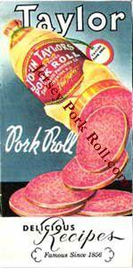 Taylor ham ~ a New Jersey staple! Jersey Girl, New Jersey, Butterscotch Krimpets, Ham Recipes, Cooking Recipes, Taylor Pork Roll, Riverside Bar, Fun Food, Good Food