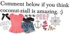 """"""":)"""" by chiaralikestheswag ❤ liked on Polyvore"""