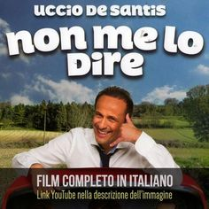 Non Me Lo Dire  Film Completo: https://www.youtube.com/watch?v=J9Hd2cwr8c4&list=PLXaYyxQb69ea3Pey-WsqT1_cT_QxLxahU #Film #FilmCompleti #Documentari