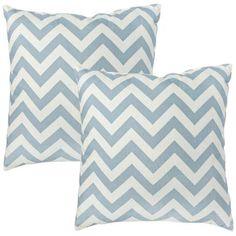 Set of 2 Blue Zig Zag Toss Pillows http://www.lampsplus.com/products/set-of-2-blue-zig-zag-toss-pillows__w6712.html#
