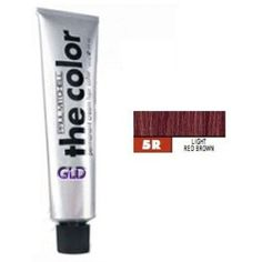 Paul Mitchell The Color Permanent Cream Hair Color 5R Light Red Brown >>> See this great product. (This is an affiliate link and I receive a commission for the sales)