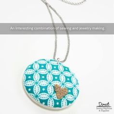Anyone here do both make jewelry and sew?