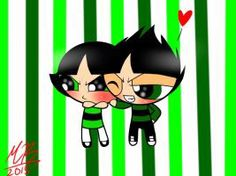 Buttercup and Butch