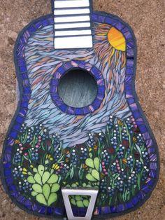 Bluebonnet Blues Guitar @Amy Robinson
