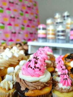 Southern comfort cupcake | More Cakes & Cupcakes by the Keystone ...