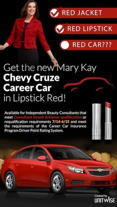 What to work a business that reward you with cars & more? Success is what you make of it! Lets talk! Contact me here or at: www.marykay.com/LaShon