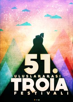 Troia festival Poster Designs, Movies, Movie Posters, Art, Troy, Films, Art Background, Film Poster, Popcorn Posters