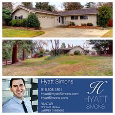 4201 Oterol Court, Sacramento.  Nearly half an acre in the Miramar Estates neighborhood, this home has been cared for by the same family for over half a century! Come visit me for my open house this Saturday and Sunday 10a-12p