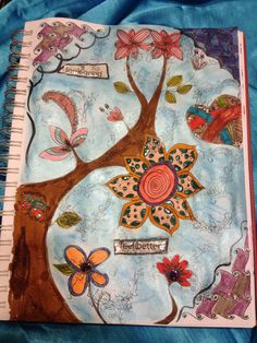 My art journal