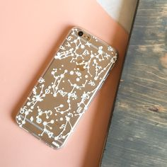 Clear TPU Case Cover - Constellation – Milkyway