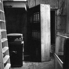 Entrance to the secret annex