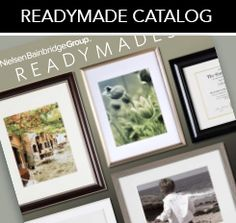 Readymades Nielsen Bainbridge Picture Frames In The Home Group
